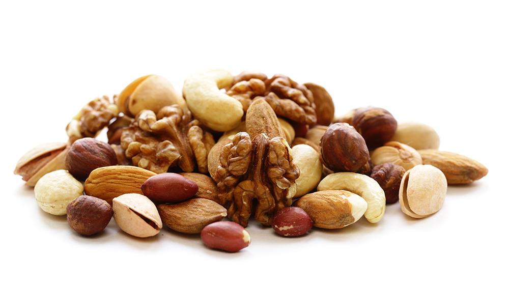 Assortiment de noix nobles